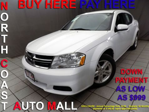 2011 Dodge Avenger Mainstreet As low as $999 DOWN in Cleveland, Ohio