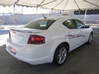 2011 Dodge Avenger Heat Gardena, California 2