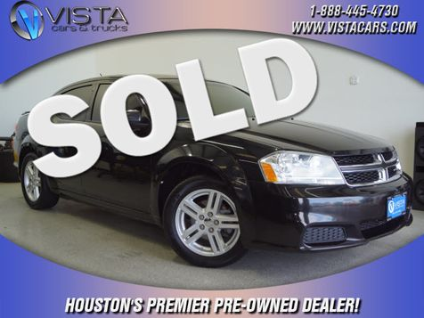 2011 Dodge Avenger Mainstreet in Houston, Texas