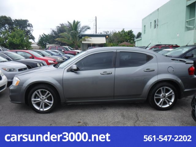 2011 Dodge Avenger Heat Lake Worth , Florida 1