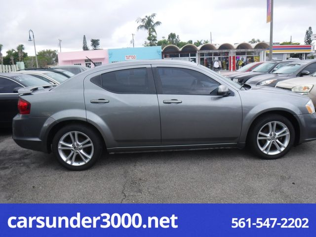2011 Dodge Avenger Heat Lake Worth , Florida 12