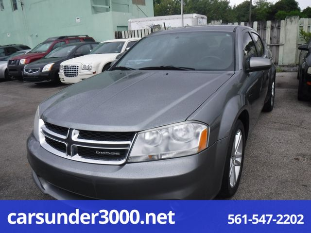 2011 Dodge Avenger Heat Lake Worth , Florida 2