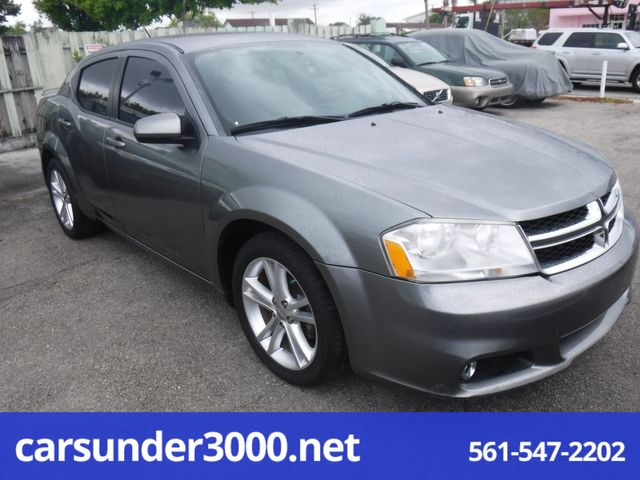 2011 Dodge Avenger Heat Lake Worth , Florida 4