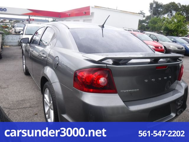 2011 Dodge Avenger Heat Lake Worth , Florida 5