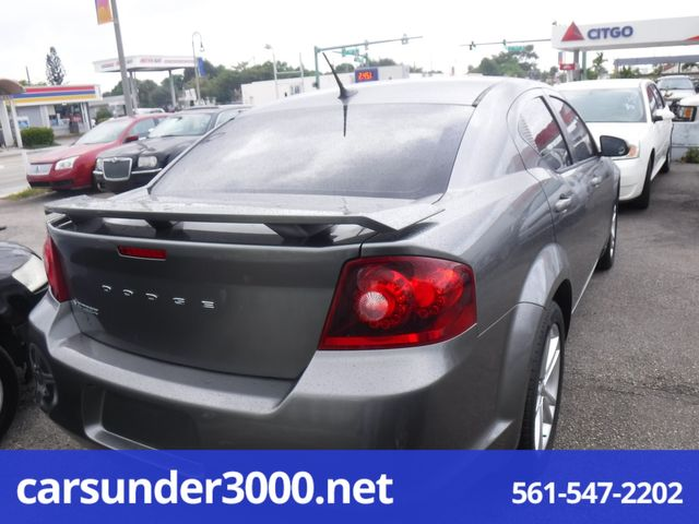 2011 Dodge Avenger Heat Lake Worth , Florida 3