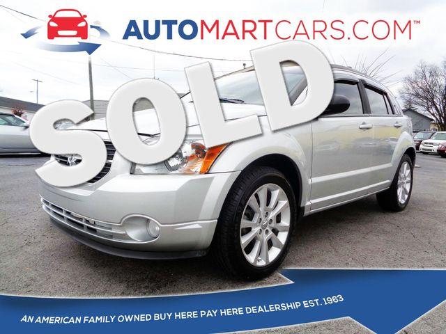 2011 Dodge Caliber Heat | Nashville, Tennessee | Auto Mart Used Cars Inc. in Nashville Tennessee