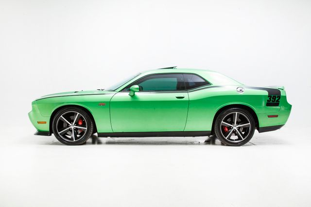 """2011 Dodge Challenger SRT8 6-Speed """"Green With Envy"""" Edition in TX, 75006"""