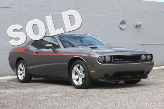 2011 Dodge Challenger Hollywood, Florida