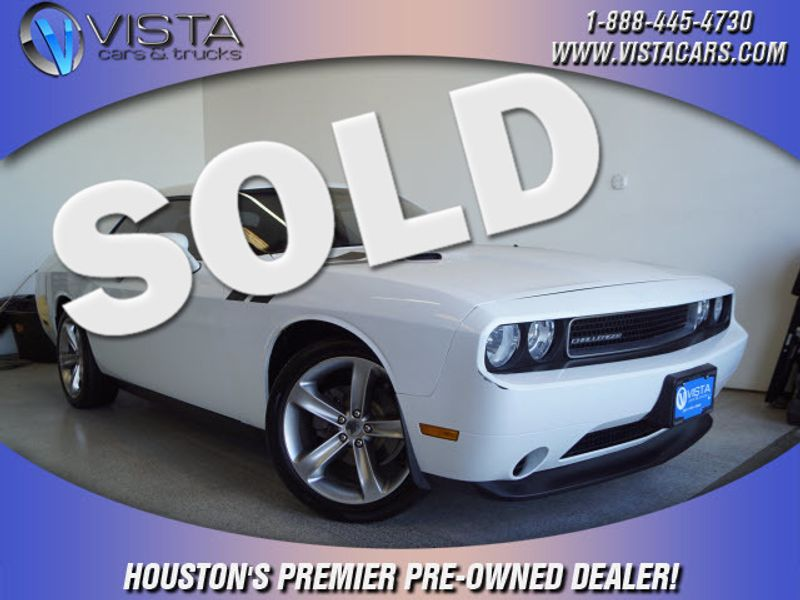 2011 Dodge Challenger SE  city Texas  Vista Cars and Trucks  in Houston, Texas
