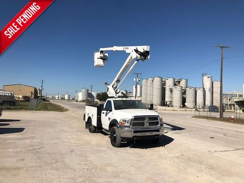 2011 Dodge Ram 5500 4x4 45FT Articulating, Telescopic and Insulated Boom  in Fort Worth, TX