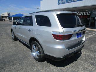2011 Dodge Durango Citadel  Abilene TX  Abilene Used Car Sales  in Abilene, TX