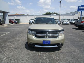 2011 Dodge Durango Crew  Abilene TX  Abilene Used Car Sales  in Abilene, TX