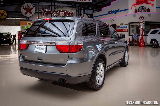 2011 Dodge Durango Crew - All Wheel Drive in Addison Texas, 75001