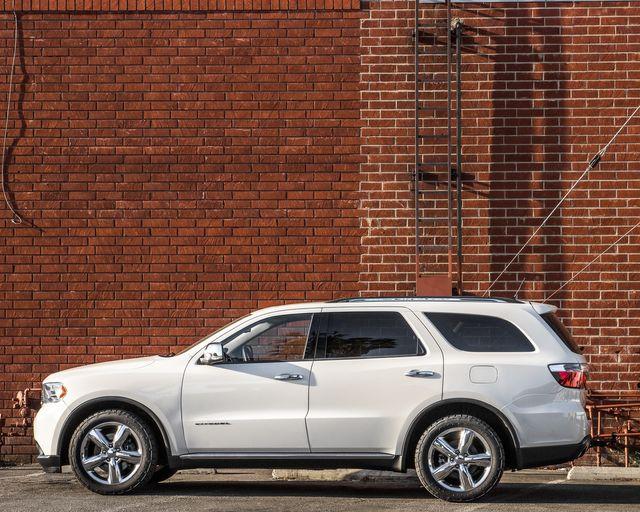 2011 Dodge Durango Citadel Burbank, CA 4