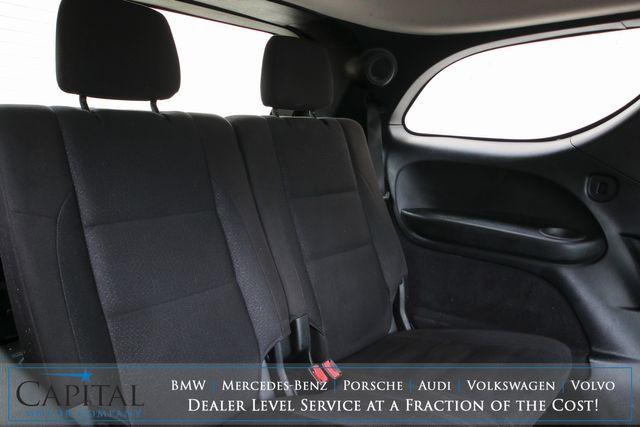 2011 Dodge Durango Crew AWD SUV w/3rd Row Seats, Backup Cam, Keyless Start & Touchscreen Infotainment in Eau Claire, Wisconsin 54703