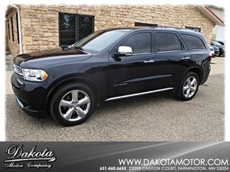 2011 Dodge Durango Citadel Farmington, MN 0