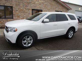 2011 Dodge Durango Express Farmington, MN