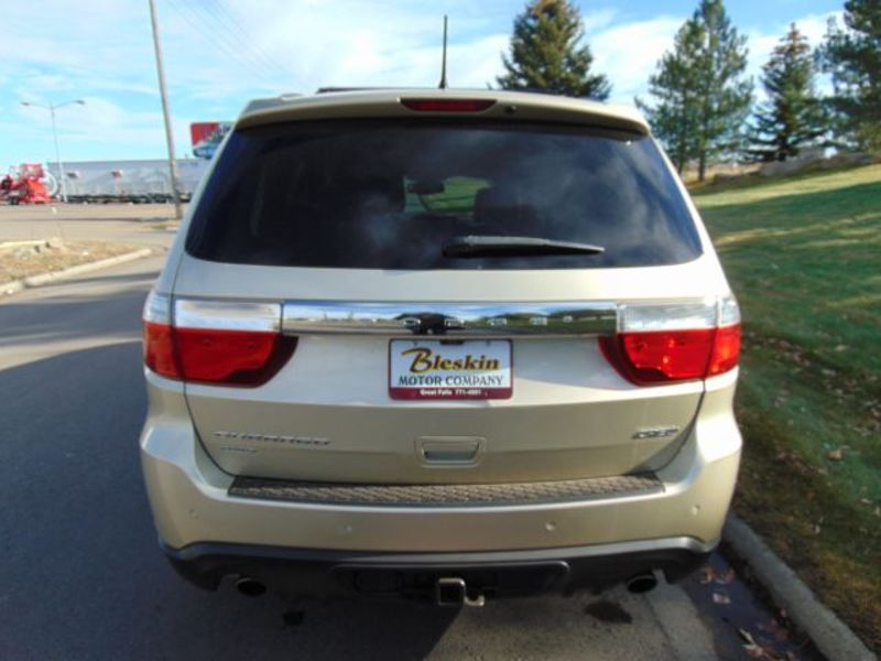 2011 Dodge Durango Crew  city MT  Bleskin Motor Company   in Great Falls, MT