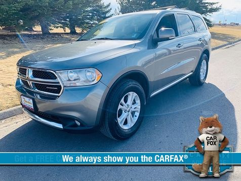 2011 Dodge Durango 4d SUV AWD Crew in Great Falls, MT