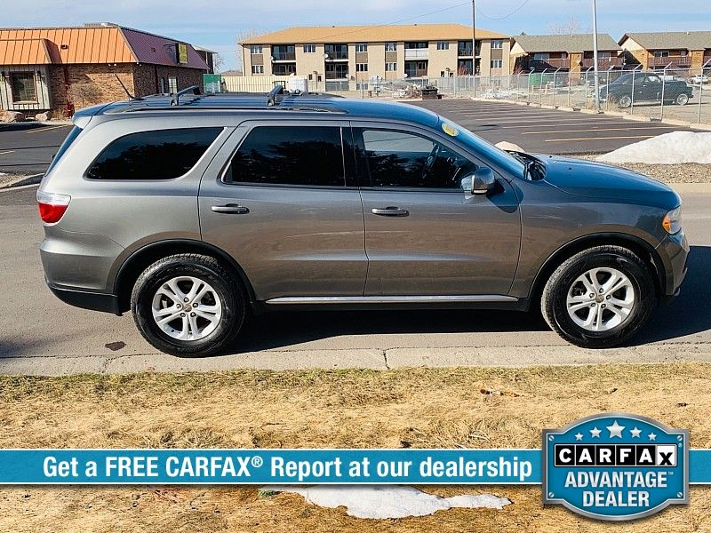 2011 Dodge Durango 4d SUV AWD Crew  city MT  Bleskin Motor Company   in Great Falls, MT