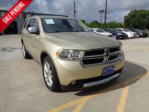2011 Dodge Durango Crew in Houston