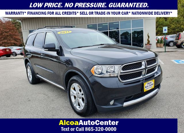 2011 Dodge Durango Crew 5.7L AWD w/Navigation in Louisville, TN 37777