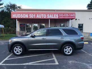 2011 Dodge Durango Express   Myrtle Beach, South Carolina   Hudson Auto Sales in Myrtle Beach South Carolina