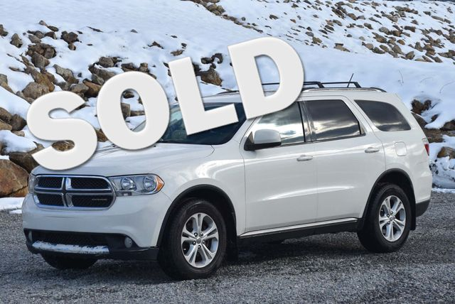2011 Dodge Durango Naugatuck, Connecticut