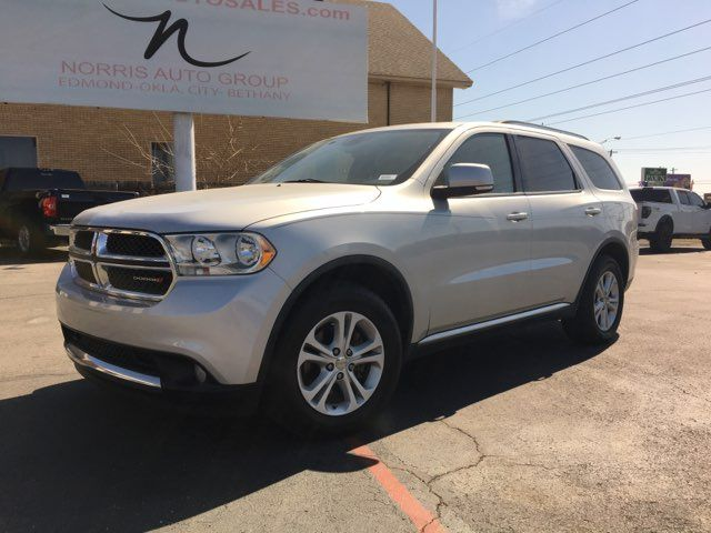 2011 Dodge Durango LOCATED AT OUR I40 LOCATION 405-917-7433 in Oklahoma City OK