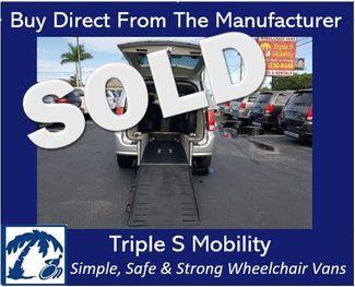 2011 Dodge Grand Caravan Crew Wheelchair Van Handicap Ramp Van in Pinellas Park, Florida 33781