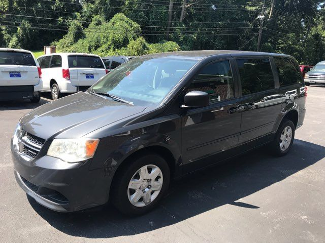 2011 Dodge Grand Caravan handicap wheelchair accessible vanvan Dallas, Georgia 2