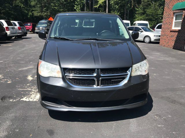 2011 Dodge Grand Caravan handicap wheelchair accessible vanvan Dallas, Georgia 3