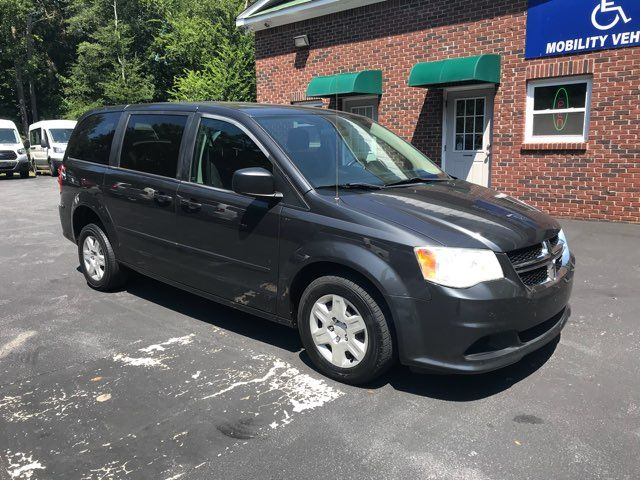 2011 Dodge Grand Caravan handicap wheelchair accessible vanvan Dallas, Georgia 4