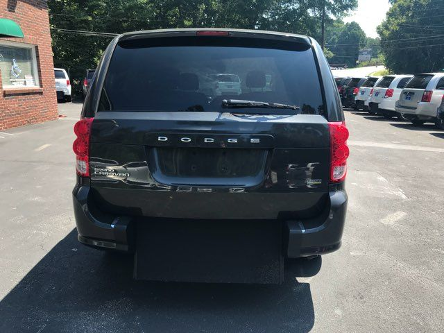 2011 Dodge Grand Caravan handicap wheelchair accessible vanvan Dallas, Georgia 6