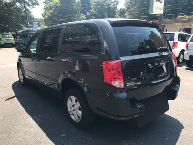 2011 Dodge Grand Caravan handicap wheelchair accessible vanvan Dallas, Georgia 8