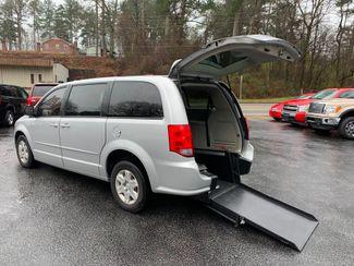 2011 Dodge Grand Caravan handicap wheelchair accessible rear entry van Dallas, Georgia 1