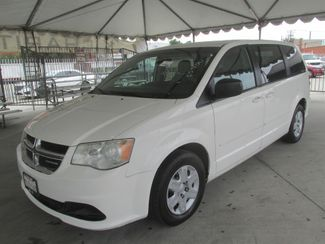 2011 Dodge Grand Caravan Express Gardena, California