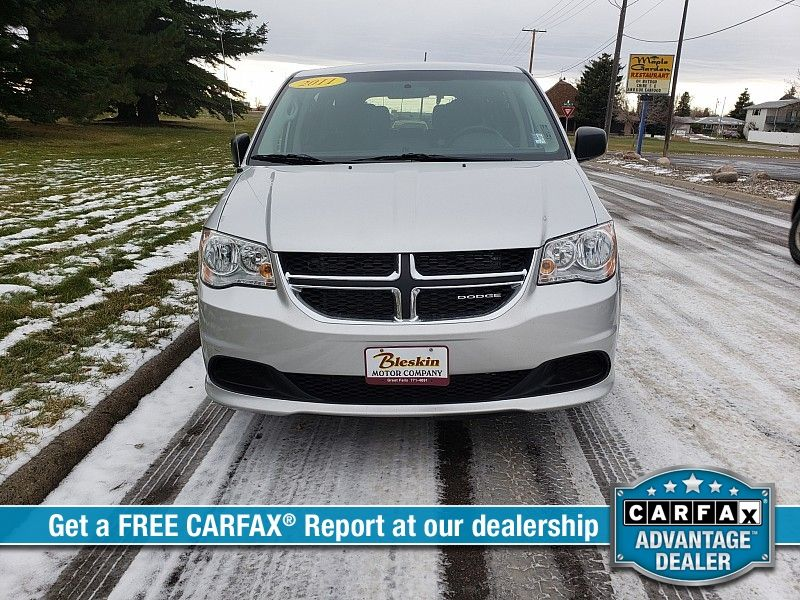 2011 Dodge Grand Caravan 4d Wagon Express  city MT  Bleskin Motor Company   in Great Falls, MT