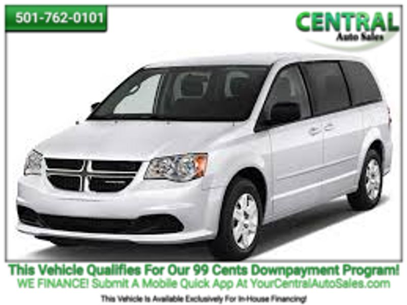 2011 Dodge Grand Caravan Express | Hot Springs, AR | Central Auto Sales in Hot Springs AR