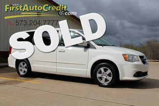 2011 Dodge Grand Caravan Crew in Jackson MO, 63755