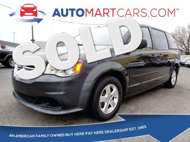 2011 Dodge Grand Caravan Mainstreet | Nashville, Tennessee | Auto Mart Used Cars Inc. in Nashville Tennessee