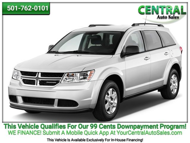 2011 Dodge Journey Crew   Hot Springs, AR   Central Auto Sales in Hot Springs AR