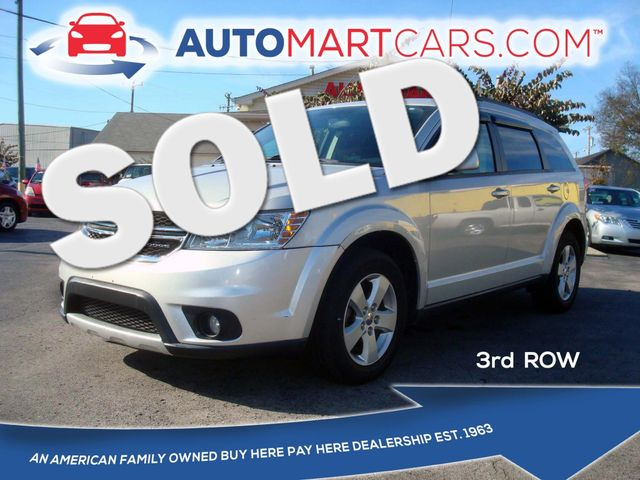 2011 Dodge Journey Mainstreet | Nashville, Tennessee | Auto Mart Used Cars Inc. in Nashville Tennessee