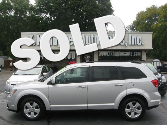 2011 Dodge Journey Mainstreet AWD Richmond, Virginia 0