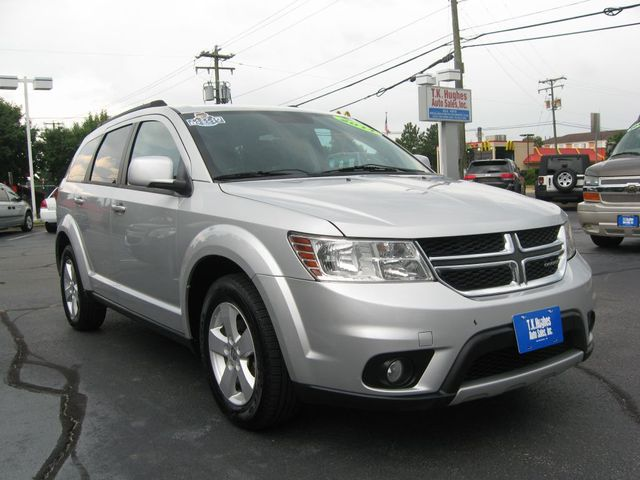 2011 Dodge Journey Mainstreet AWD Richmond, Virginia 3