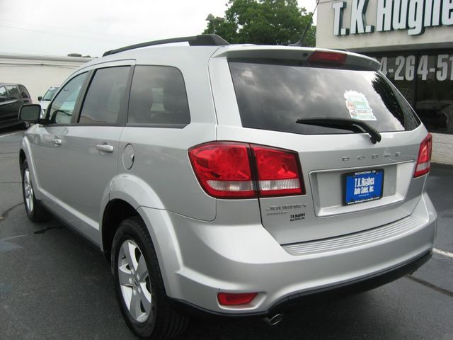2011 Dodge Journey Mainstreet AWD Richmond, Virginia 7