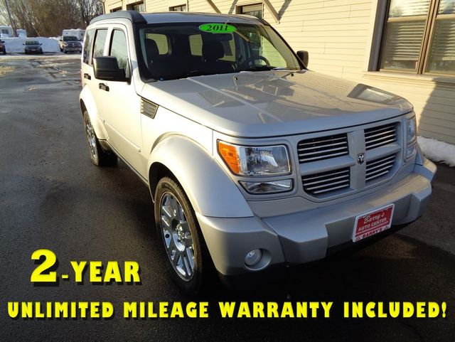 2011 Dodge Nitro Heat in Brockport NY, 14420