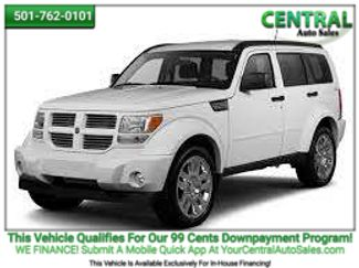 2011 Dodge Nitro SXT | Hot Springs, AR | Central Auto Sales in Hot Springs AR