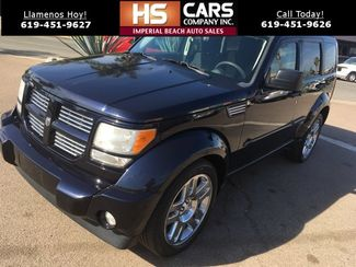 2011 Dodge Nitro Heat Imperial Beach, California