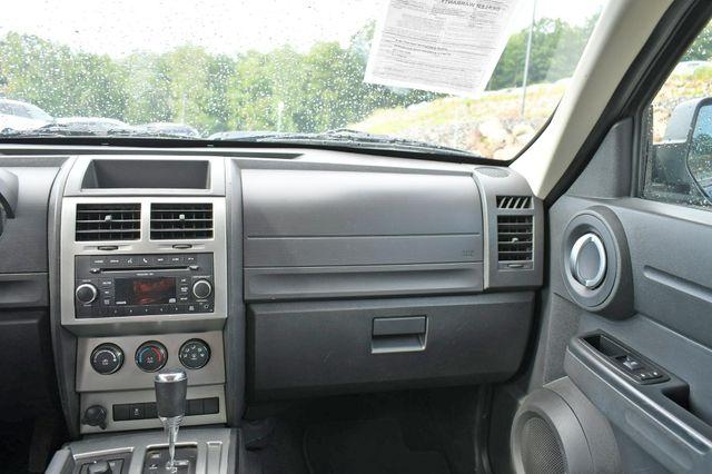 2011 Dodge Nitro Heat 4WD Naugatuck, Connecticut 20
